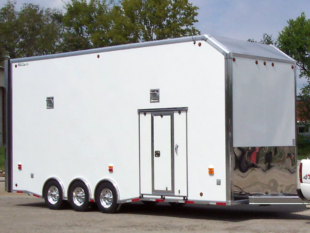 Wild Side LLC Custom Trailers & Truck Conversions [706 632 3936] #66403C